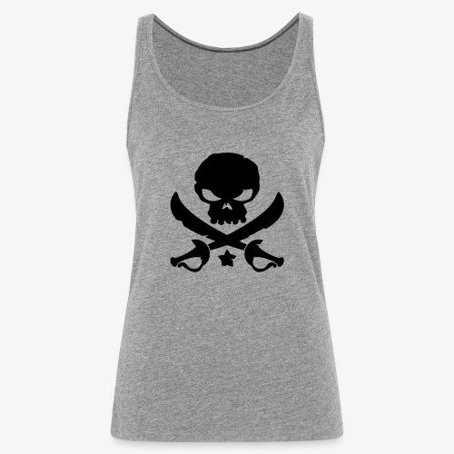 Pirate Destroy - Débardeur Premium Femme