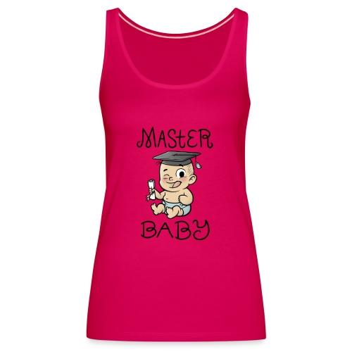 Master Baby - Frauen Premium Tank Top