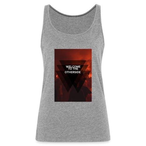 otherside - Camiseta de tirantes premium mujer