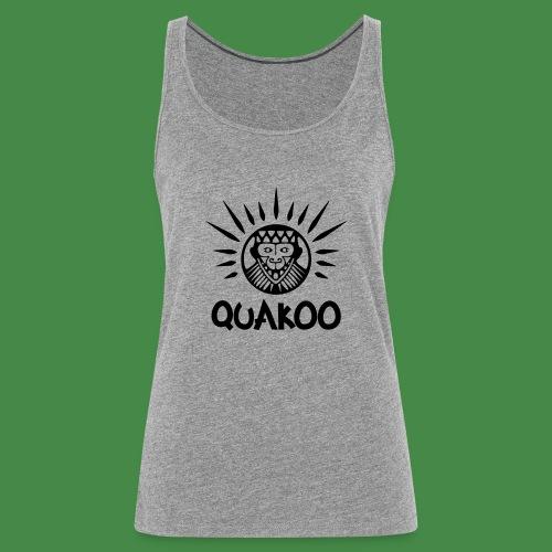 Quakoo Logo - Frauen Premium Tank Top