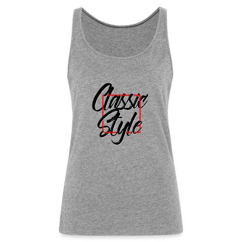 Classic style - Camiseta de tirantes premium mujer