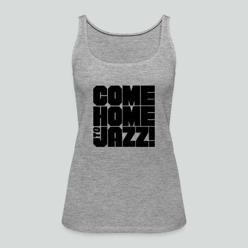 Jazz Mania - Frauen Premium Tank Top