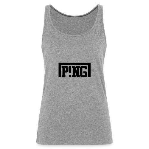 ping1 - Vrouwen Premium tank top