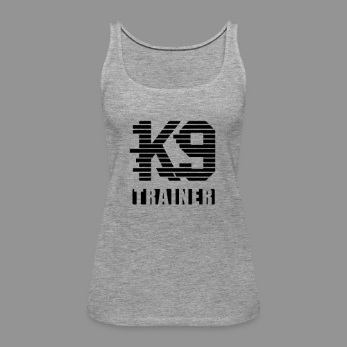 k9-trainer - Women's Premium Tank Top