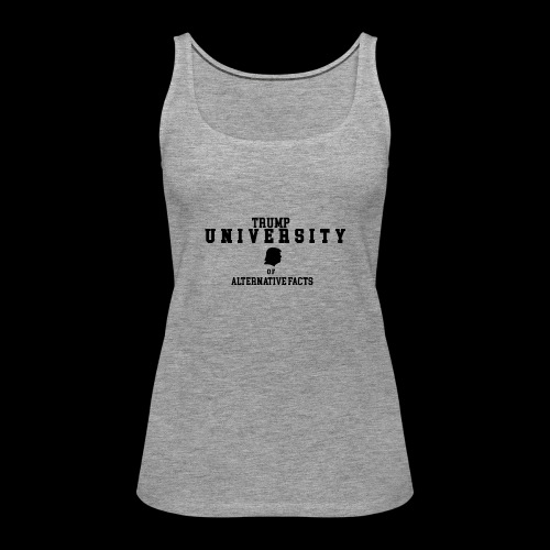 trump university - Frauen Premium Tank Top