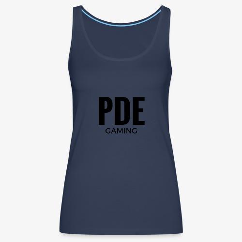 PDE Gaming - Frauen Premium Tank Top