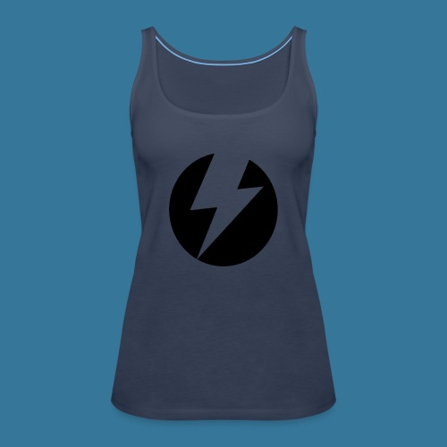 BlueSparks - Inverted - Women's Premium Tank Top