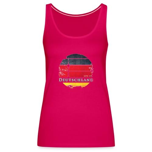 DEUTSCHLAND 2 - Women's Premium Tank Top