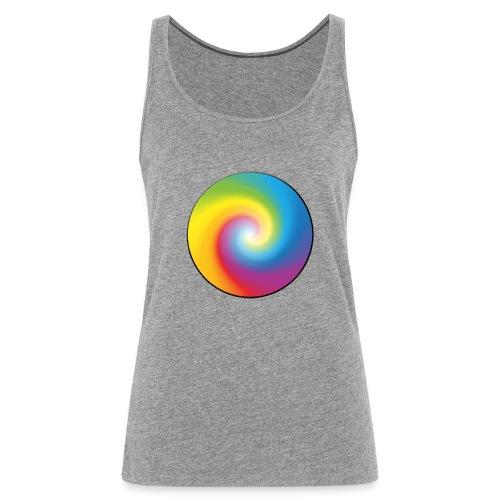 D - Camiseta de tirantes premium mujer