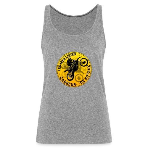 T-shirt MeilleursCrabreursDeSoyaux officielle - Débardeur Premium Femme