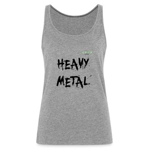 Heavy metal shirt - Canotta premium da donna