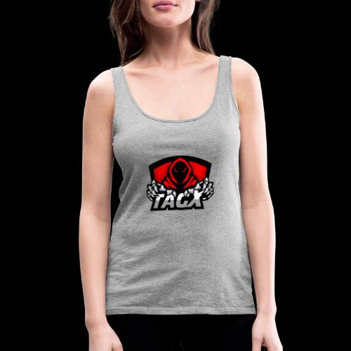 TagX Logo - Naisten premium hihaton toppi