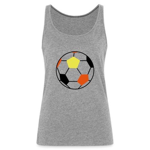 Fußball Deutschland - Frauen Premium Tank Top