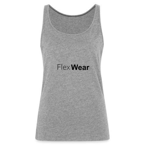 FlexWear Standard - Premium singlet for kvinner
