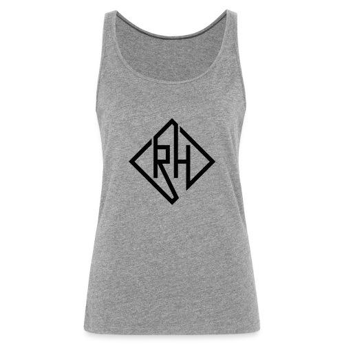 Robin Henderson Merchandise Black - Frauen Premium Tank Top