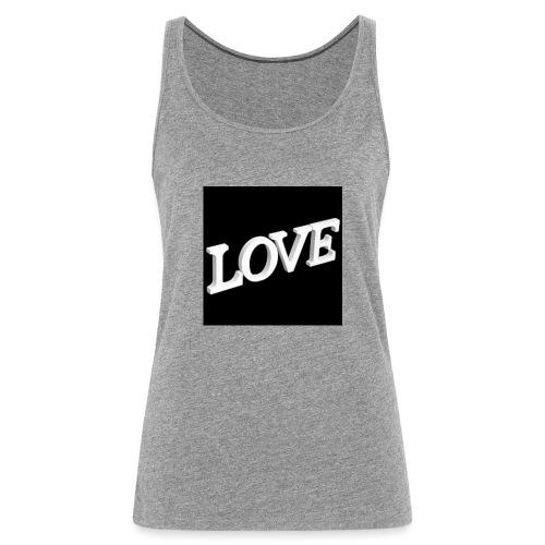 Love Me - Débardeur Premium Femme