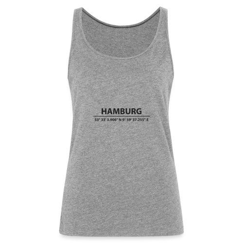 Hamburg - Frauen Premium Tank Top