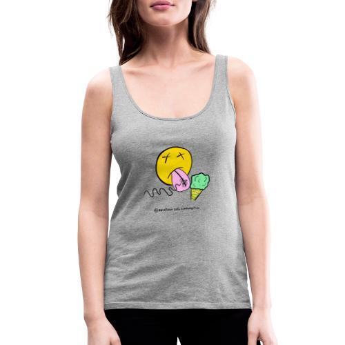 Cucurucho y mosca - Camiseta de tirantes premium mujer