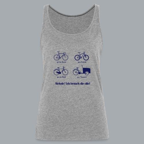 Bikepark - Frauen Premium Tank Top