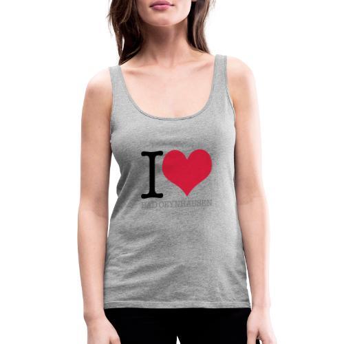 Love is in the Kurstadt - Frauen Premium Tank Top