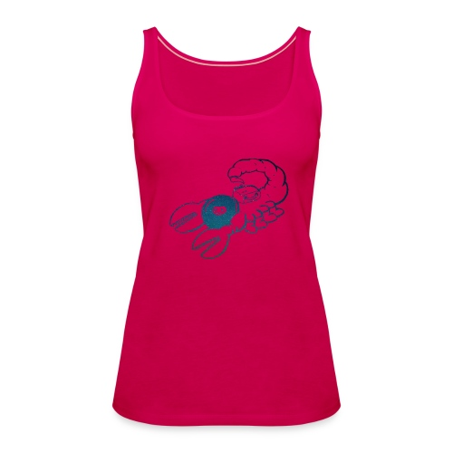 Space Scorpions?! (Stars) - Women's Premium Tank Top
