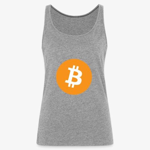 Bitcoin Apparel - Women's Premium Tank Top