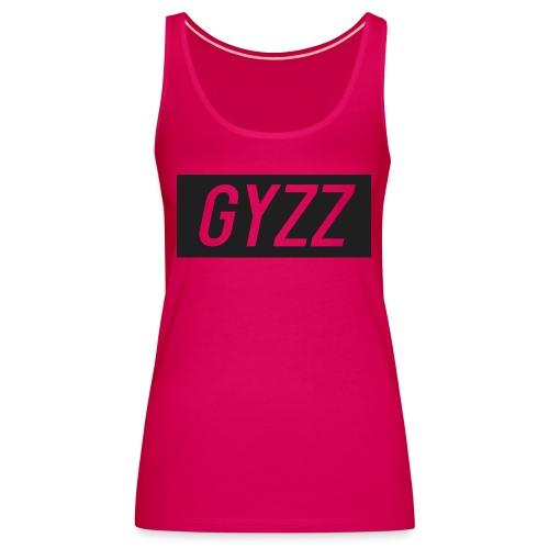 Gyzz - Dame Premium tanktop