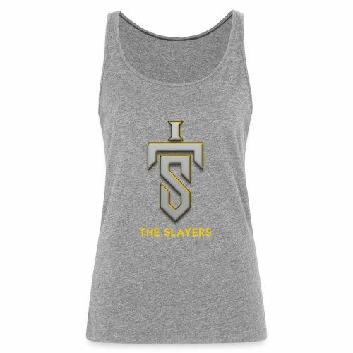 Slayers emblem - Women's Premium Tank Top