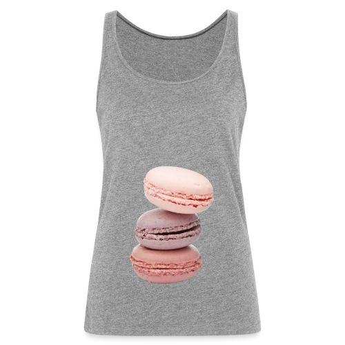 Macaron - Débardeur Premium Femme