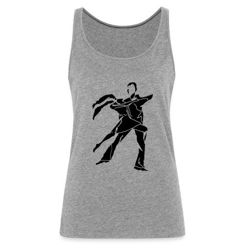 dancesilhouette - Women's Premium Tank Top
