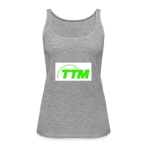 TTM - Women's Premium Tank Top