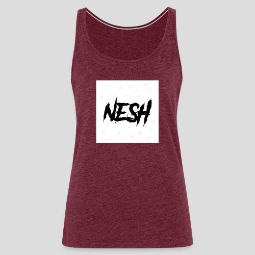 Nesh Logo - Frauen Premium Tank Top