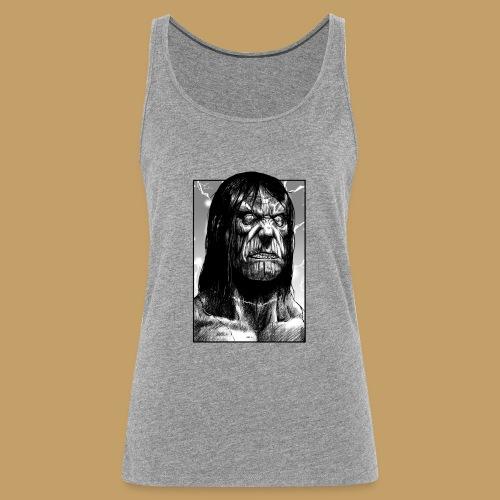 Frankenstein's Monster - Tank top damski Premium