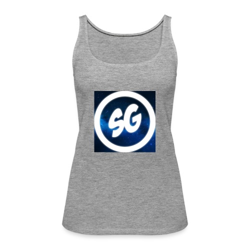 SpandomGaming - Women's Premium Tank Top