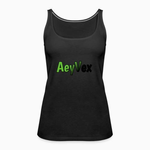 AeyVex Merch - Women's Premium Tank Top