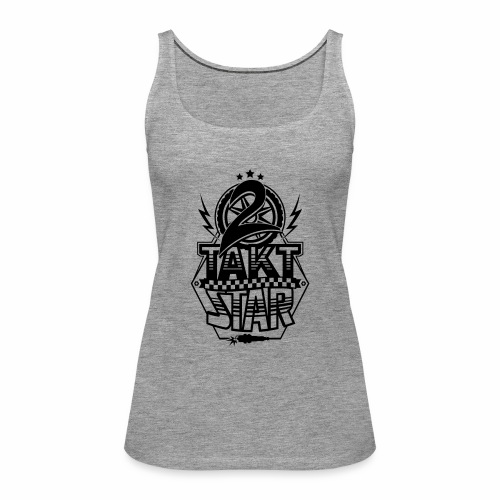 2-Takt-Star / Zweitakt-Star - Women's Premium Tank Top