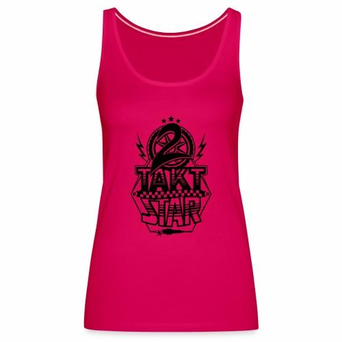 2-Takt-Star / Zweitakt-Star - Women's Premium Tank Top
