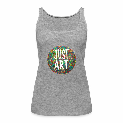 Kunst Edih Lassiat - Frauen Premium Tank Top