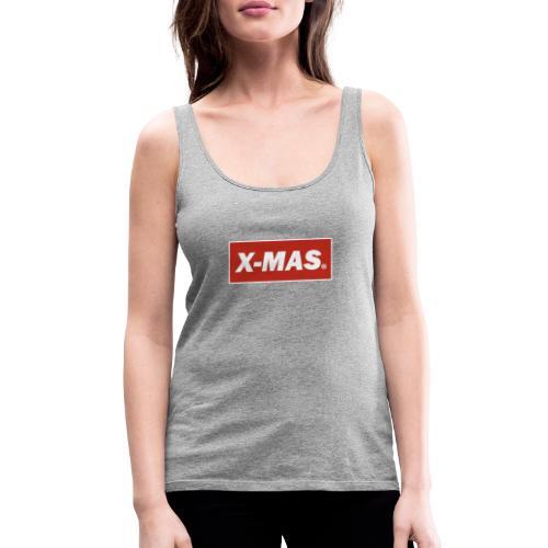 X Mas - Women's Premium Tank Top