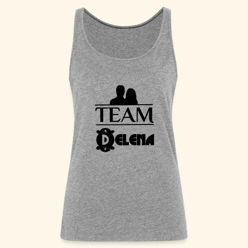 Team Delena - Women's Premium Tank Top