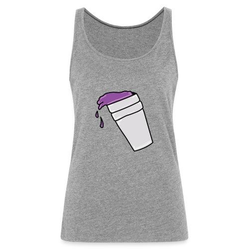 PurpleLean - Débardeur Premium Femme