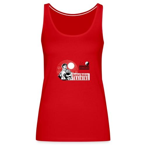 Barefoot Forward Group - Barefoot Medicine - Women's Premium Tank Top