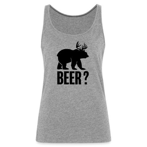 Beer - Débardeur Premium Femme