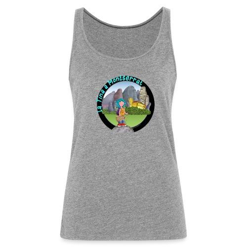 Tina Montserrat 4 - Camiseta de tirantes premium mujer