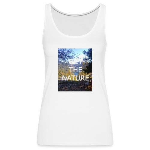 Get the Nature - Frauen Premium Tank Top