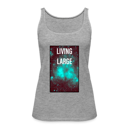 My first ever - Women's Premium Tank Top