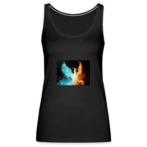 Elemental phoenix - Women's Premium Tank Top