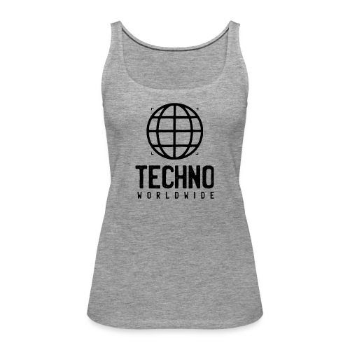Techno Worldwide - Women's Premium Tank Top