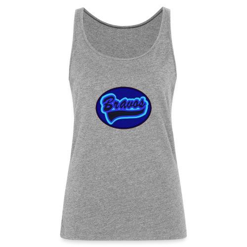 Bravos - Camiseta de tirantes premium mujer