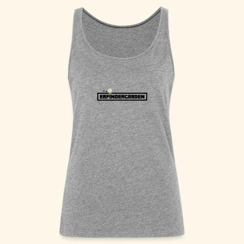 erfindergarden logo - Frauen Premium Tank Top
